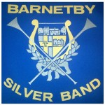 logo of barnetby silver band
