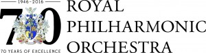 logo for the Royal Philharmonic Orchestra