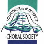 logo for scunthorpe and district choral society