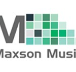 logo for maxson music