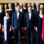 photo of grimsby bach choir in formal wear