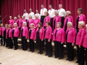 Photo Brigg Singers at Leicester (2)