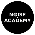 logo for noise academy