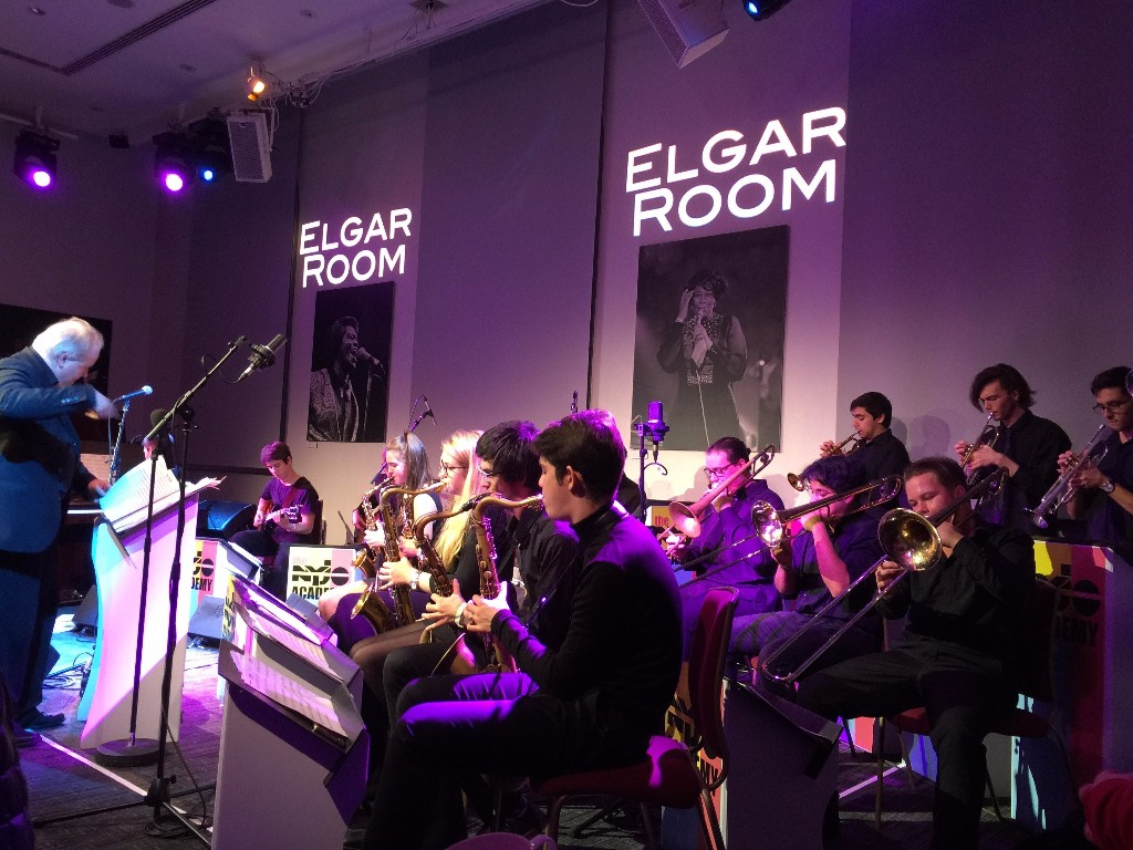 NYJO Academy Big Band Auditions