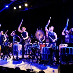 Humber Taiko Festival 2017: Tomoe @ The Plowright Theatre | Scunthorpe | England | United Kingdom