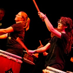 First Tetsu Taiko @ Frederick Gough School | England | United Kingdom
