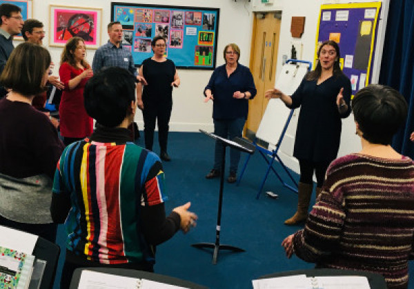 Music Education Course for Local Primary Schools