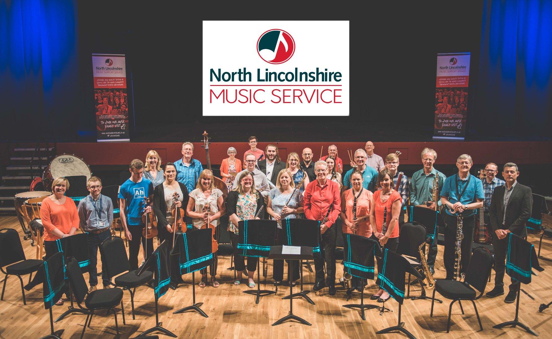 The Amazing Music Service Staff.